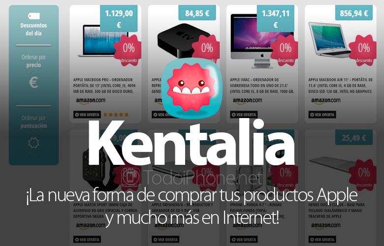 Kentalia: طريقة جديدة لشراء منتجاتك Apple وأكثر من ذلك بكثير على شبكة الإنترنت! 1