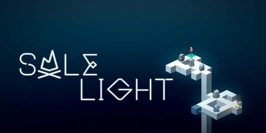 Sole Light هي لعبة ألغاز متساوية القياس تتحدى لك التحكم في استنساخ نفسك 1