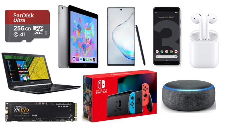 TechBargains: Apple ايباد 32 جيجابايت ، 80 دولار ، ايكو دوت فقط 30 دولار ، نوت 10 preorder وأكثر 1