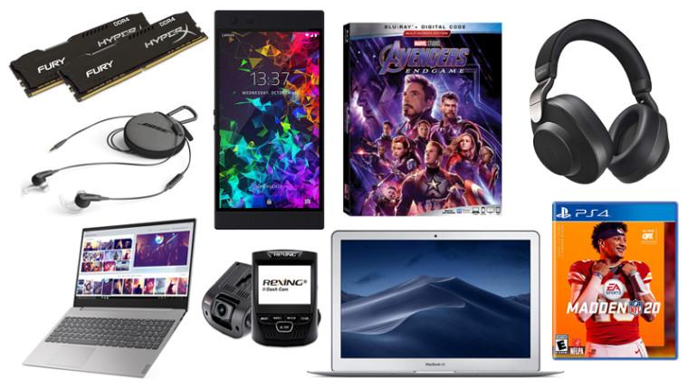 TechBargains: Razer Phone 2 فقط 400 دولار ، The Avengers: Endgame preorder & more 1