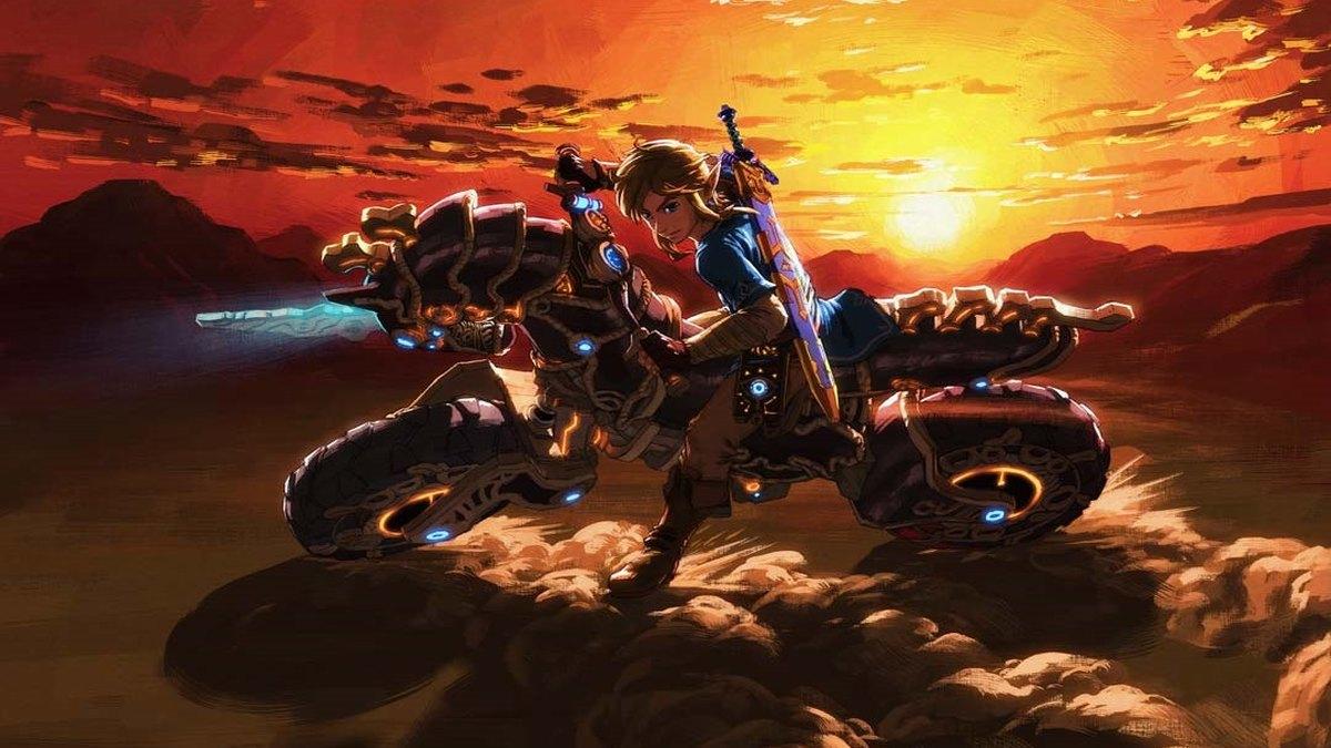 The Legend of Zelda: Breath of the Wild Champion & Ballad DLC Item Item Guide 1