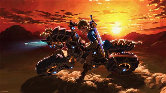 The Legend of Zelda: Breath of the Wild Champion & Ballad DLC Item Item Guide 8