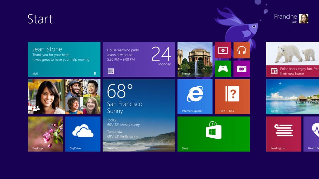 لينوفو لإحضار قائمة ابدأ الكاملة مرة أخرى إلى Windows 8 1