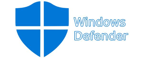 Windows  شعار المدافع