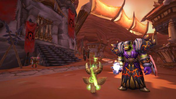World of Warcraft: مقابلة كلاسيكية - استعادة الأخطاء القديمة وإمكانية تحديثات PvP و Raid 1