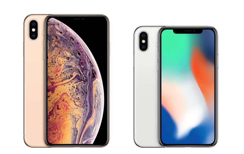 iPhone XS Max و iPhone X - كيف يقارنون؟ 1