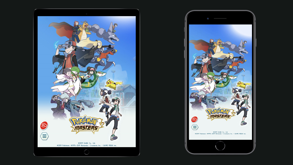 """Catch' Em All "": Pokemon Masters متاحة على iOS قبل الوقت المحدد لها 1"