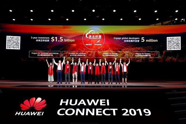 أطلقت شركة Huawei برنامج المطور 2.0 لبناء النظم الإيكولوجية للمطورين 1