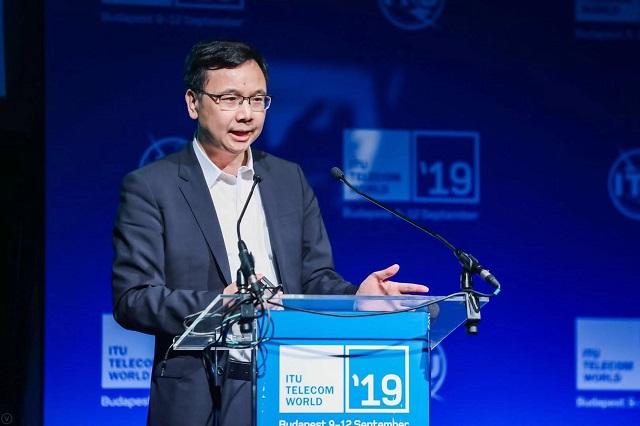 """أطلقت شركة Huawei """"ورقة موقف التطبيقات 5G"""" خلال الاتحاد الدولي للاتصالات لعام 2019 1"""