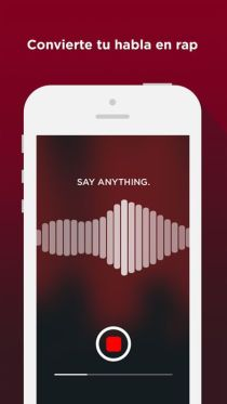 أفضل تطبيق يغني الراب هو AutoRap