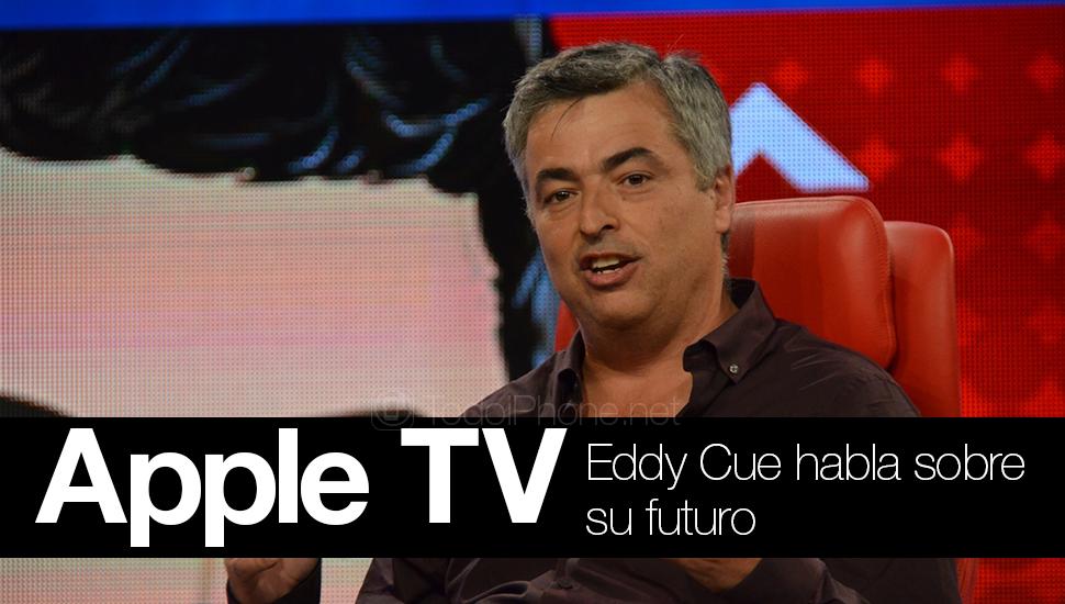 إدي كيو وآخر الأخبار عن Apple التلفزيون 1