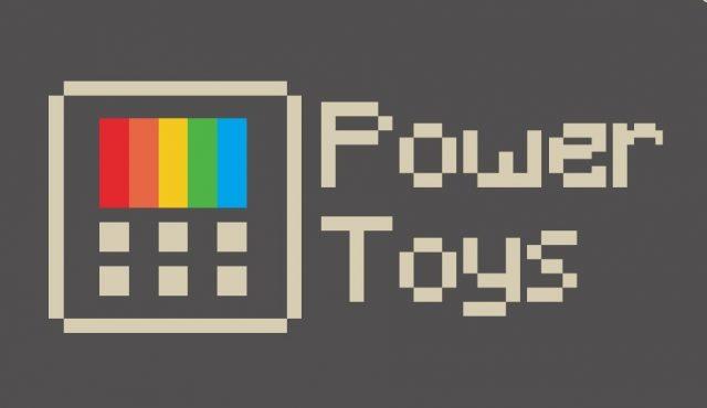 إصدارات مايكروسوفت أولا Windows 10 إضافات PowerToys 1