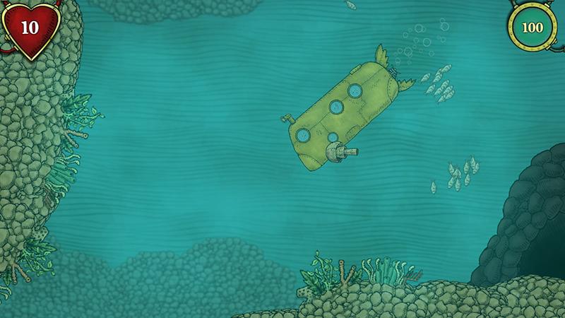 اذهب إلى 20.000 من الدوريات تحت البحر مع أصدقائك في الجمعية التعاونية Roguelike التي نحتاج إليها للتعمق أكثر 2