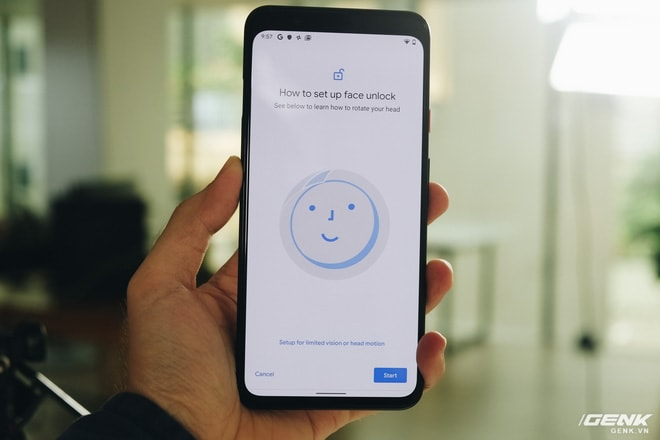 الآن أصبحنا نعرف كل شيء عن Pixel 4: Android 10 مع Face ID و Pixel Themes وكاميرا الواجهة الجديدة وشاشة 90 هرتز (الصورة) 1