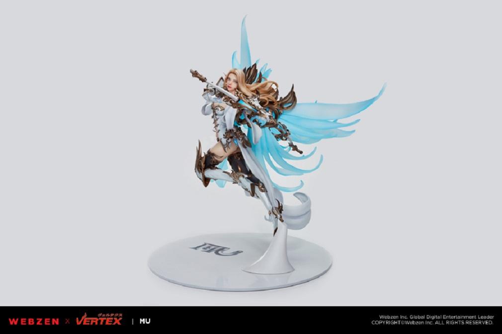 التمثال الرسمي لـ Fairy Elf من MU Online متوفر الآن للطلب المسبق 1