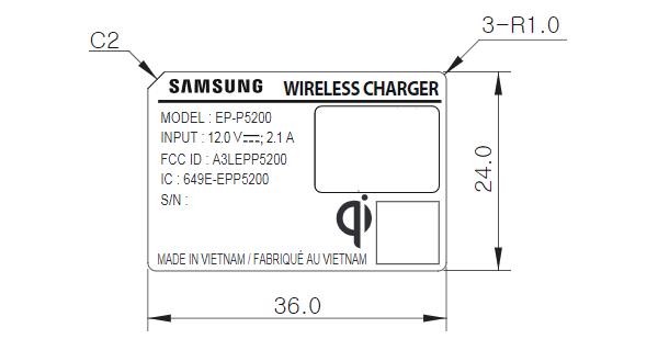 السلسلة Galaxy سيصل Samsung S10 بشحن لاسلكي بسرعة 15 وات 2