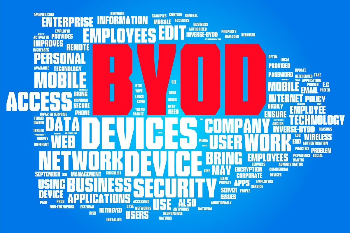 الشركات الصغيرة في المملكة المتحدة أفضل من أوروبا والولايات المتحدة في BYOD ، سياسات العمل المرنة 1