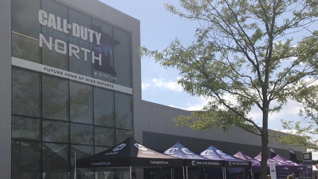 🥇 ▷ امتياز Minnesota Call of Duty يوقع على الاعتداء و سيللي و GodRx و Saintt 1
