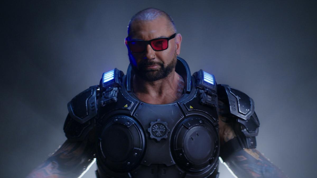 ترحب Gears 5 بنجمة WWE Barista على متنها 1