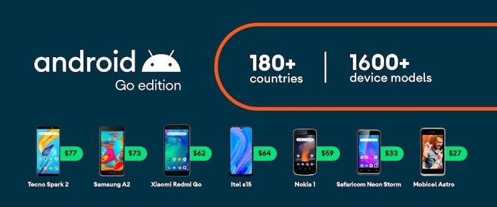 تعد نسخة Android 10 Go بتشفير وتعدد المهام بشكل أسرع 2