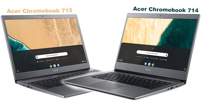 تقدم شركة أيسر خطين جديدين لجهاز Chromebook وتعلن عن لعبة Spin 3 الجديدة 1