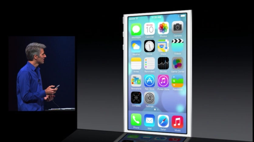تم إصدار نظام iOS 7 للمطورين إلى جانب تشكيلة MacBook Air و Mac Pro الجديدة 1