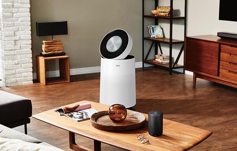 جهاز تنقية الهواء LG PuriCare.