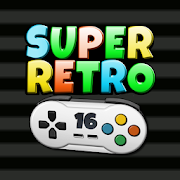 SuperRetro16 (محاكي SNES)