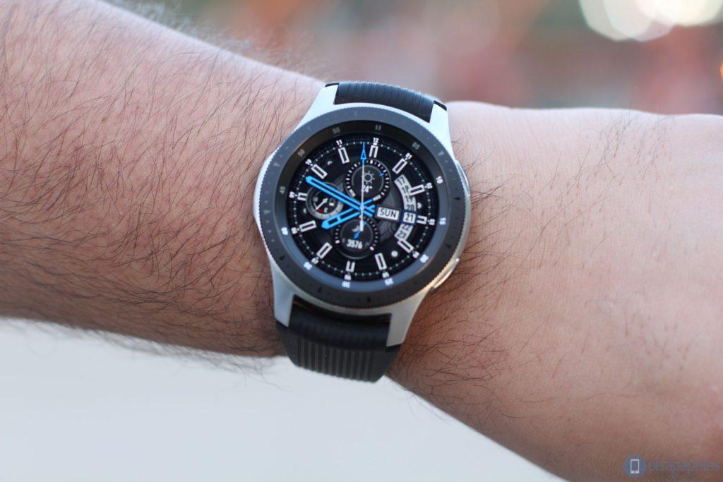 سامسونج Galaxy تتلقى Watch تحديثًا صغيرًا يحسن الأداء مع Samsung Health 1