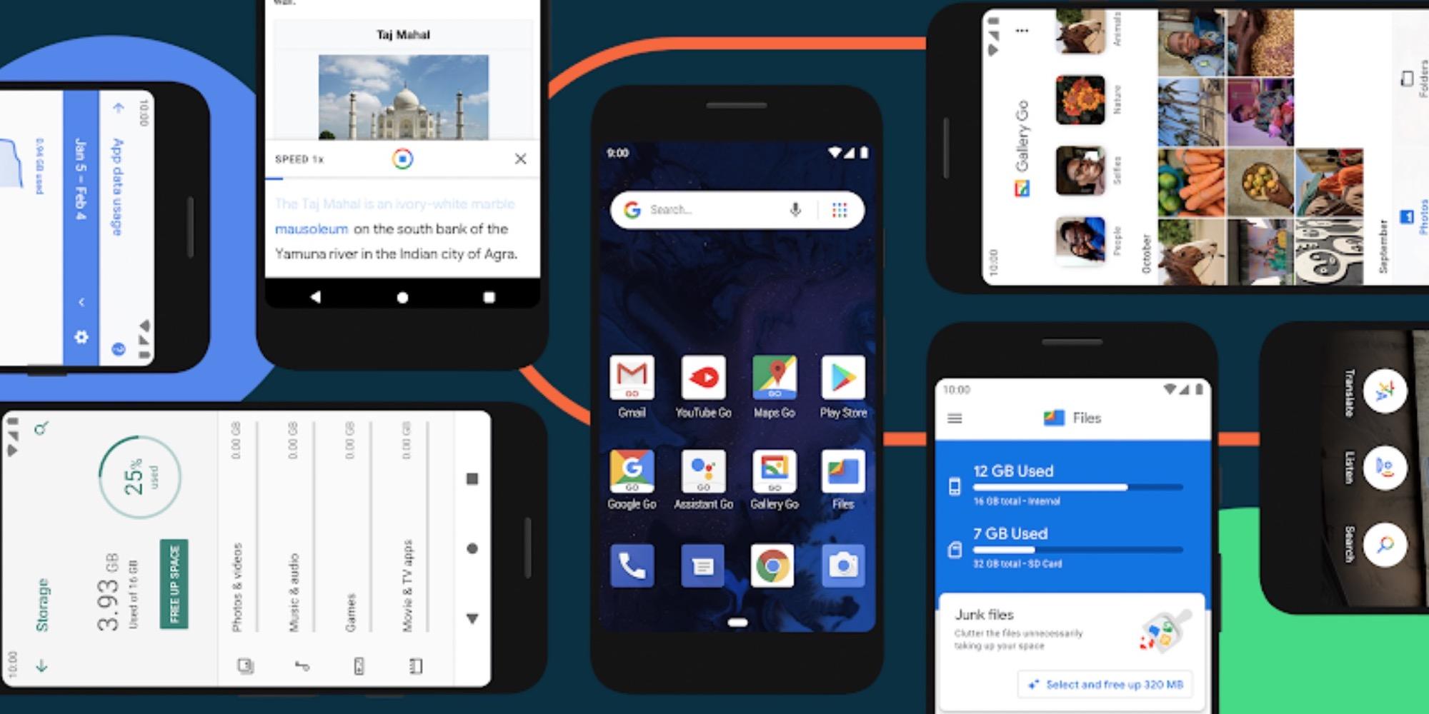ستصل نسخة Android 10 Go خلال الخريف 1