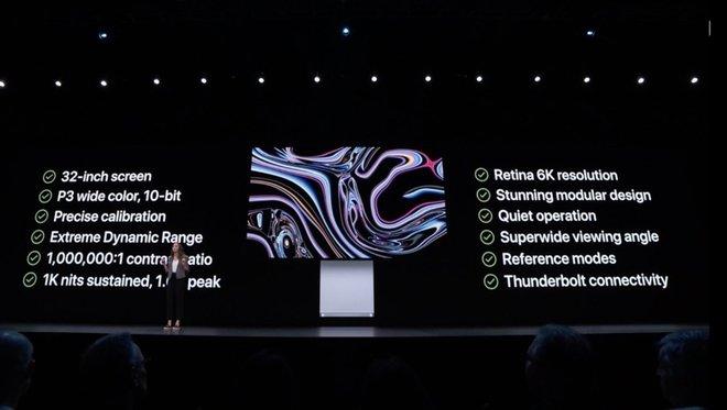 سعر باهظ للشاشة الجديدة من Apple 1