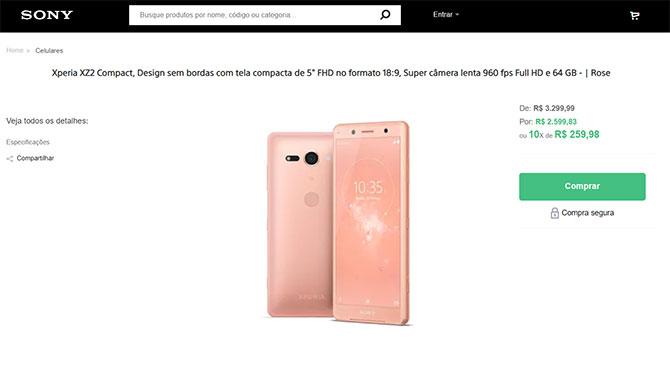 سوني تؤكد نهاية smartphones Xperia في البرازيل وغيرها من الأسواق 1