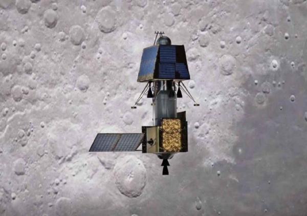 سيقوم برجيان بإجراء اختبارات مختلفة على سطح القمر