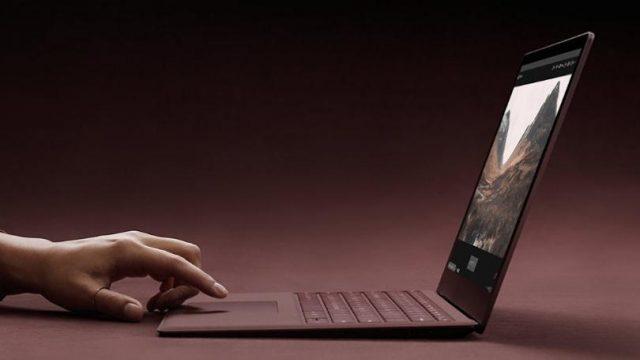 شائعة: ستقوم Microsoft بالضغط على AMD ، وليس Intel ، لأجهزة الكمبيوتر المحمول التي تعمل بنظام Surface Upcoming 1