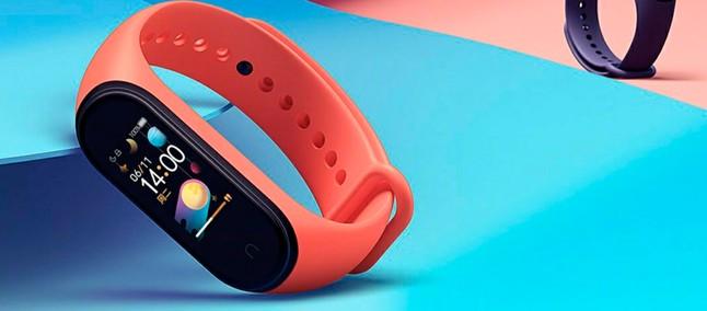 صدر Xiaomi Mi Band 4 في الهند بدون متغير يدعمه NFC 1