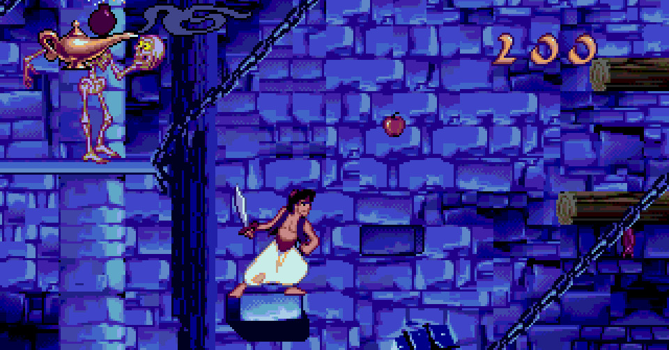 علاء الدين ، الأسد ألعاب الفيديو يجري إعادة إصدارها على وحدة التحكم والكمبيوتر 1
