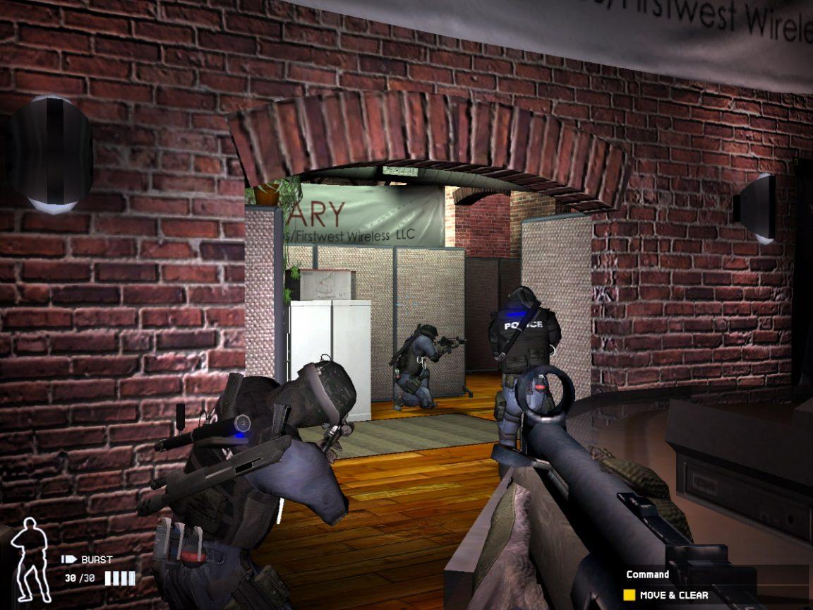 قام مدير Borderlands 2 بتصوير لعبة أخرى رائعة لا تقدر بثمن وهي SWAT 4 1
