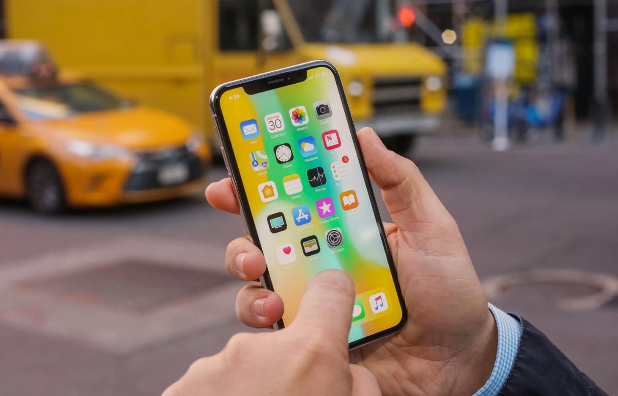 قد يكون لأجهزة iPhone المستقبلية معرّف اللمس في الشاشة