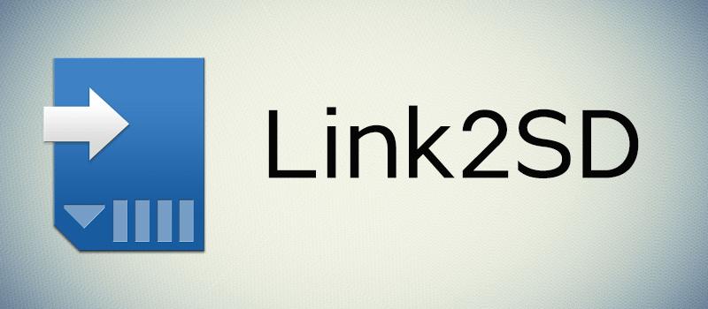 """كيفية إصلاح الخطأ """"لا يمكن إنشاء البرنامج النصي للتجميع"""" من Link2SD؟ 1"""