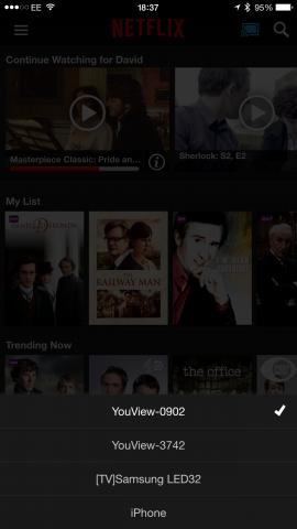 كيف يحصل DIAL YouTube و Netflix على جهاز التلفزيون الخاص بك دون Chromecast 1