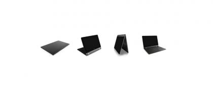 لينوفو تكشف النقاب عن هاتف ThinkPad Helix المختلط مع شريحة Intel Core M 2