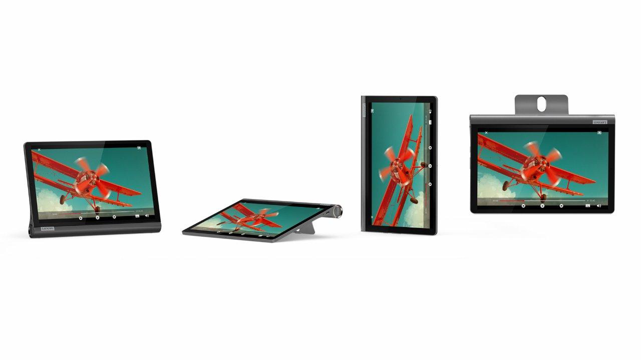 لينوفو يتحرك بعيدا عن اليكسا مع أجهزة Android اللوحية الجديدة 1