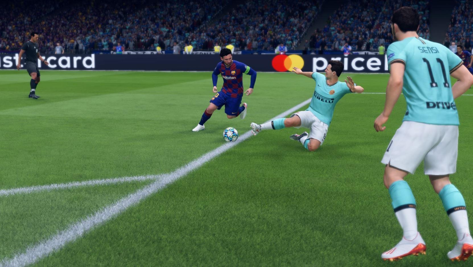 مراجعة FIFA 20: طرق جديدة للعب تجعل FIFA الحزمة الكاملة 1