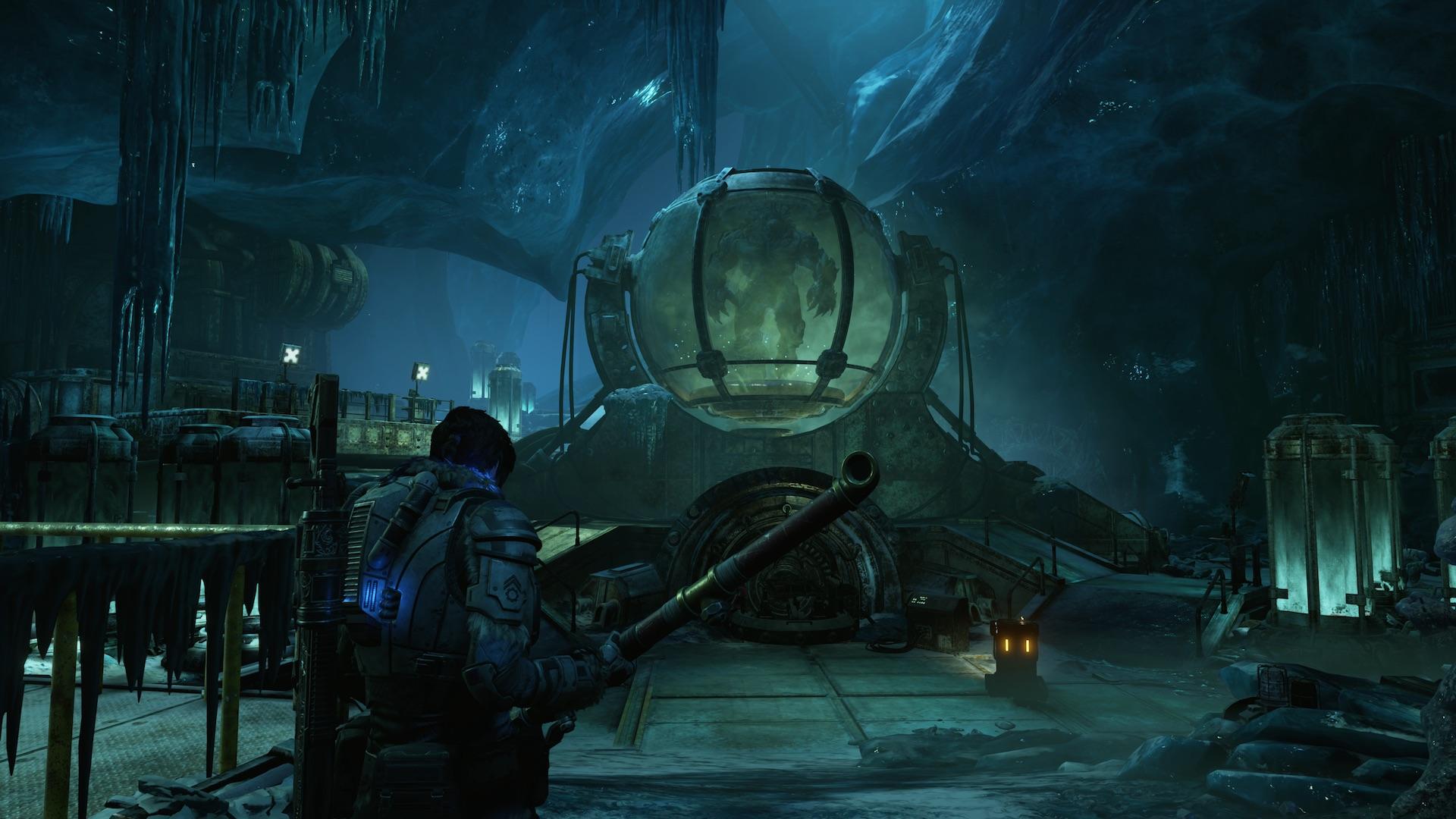 من أين جاء الجراد؟ تسلط Gears 5 ضوءًا جديدًا على تاريخ الجراد والسرب 4