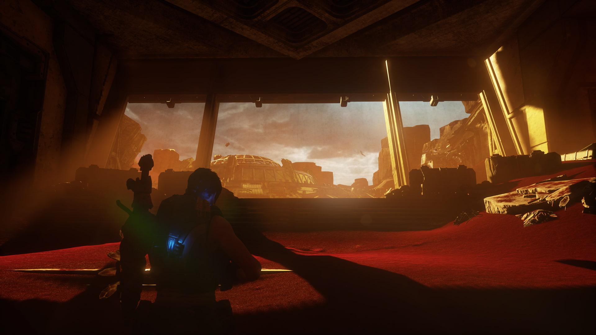من The Coalition ، تأكد من أن Xbox Scarlett لديها نوى مخصصة لـ Ray Tracing