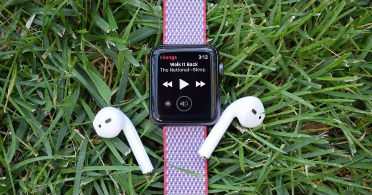 نفرح ، و Apple Watch السلسلة 3 تعود إلى 199 دولار فقط 1
