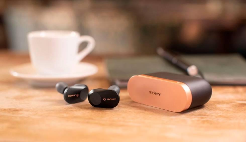 هذه هي سماعات سوني الجديدة التي تعمل على إلغاء الضوضاء التي تريد فصل أجهزة AirPods 1