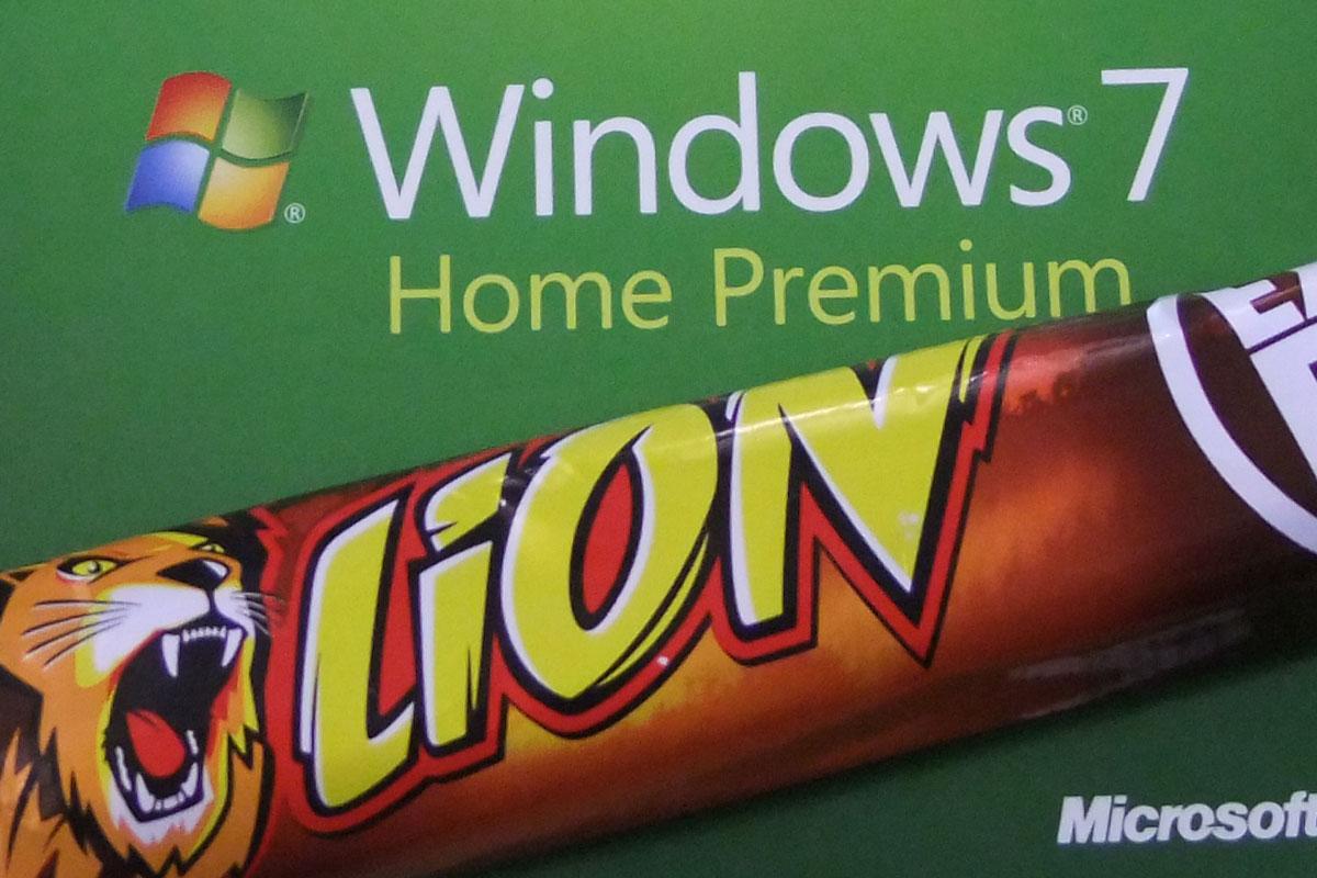 وجها لوجه: Mac OS X 10.7 Lion vs Windows 7 1