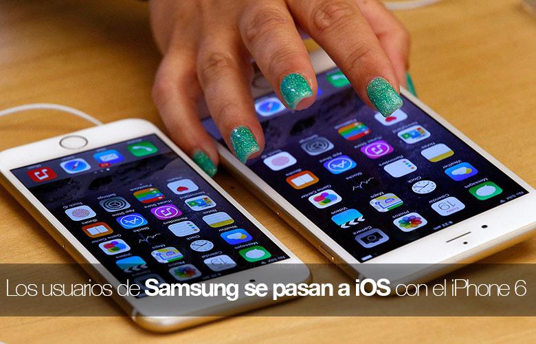 وصول iPhone 6 يجعل مستخدمي Samsung يبيعون منتجاتهم smartphones 1