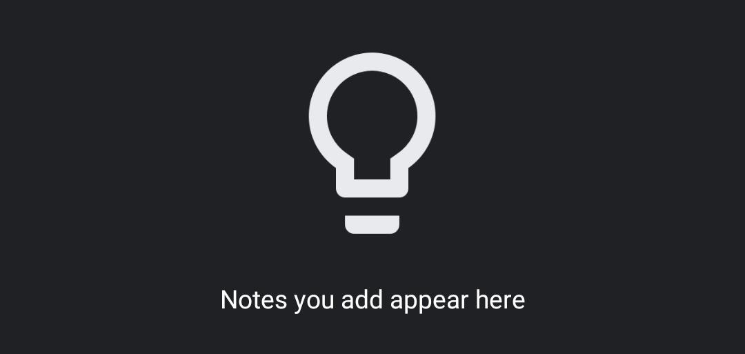 يتم تحديث Google Keep بتمكين الوضع المظلم لجميع مستخدمي Android 1